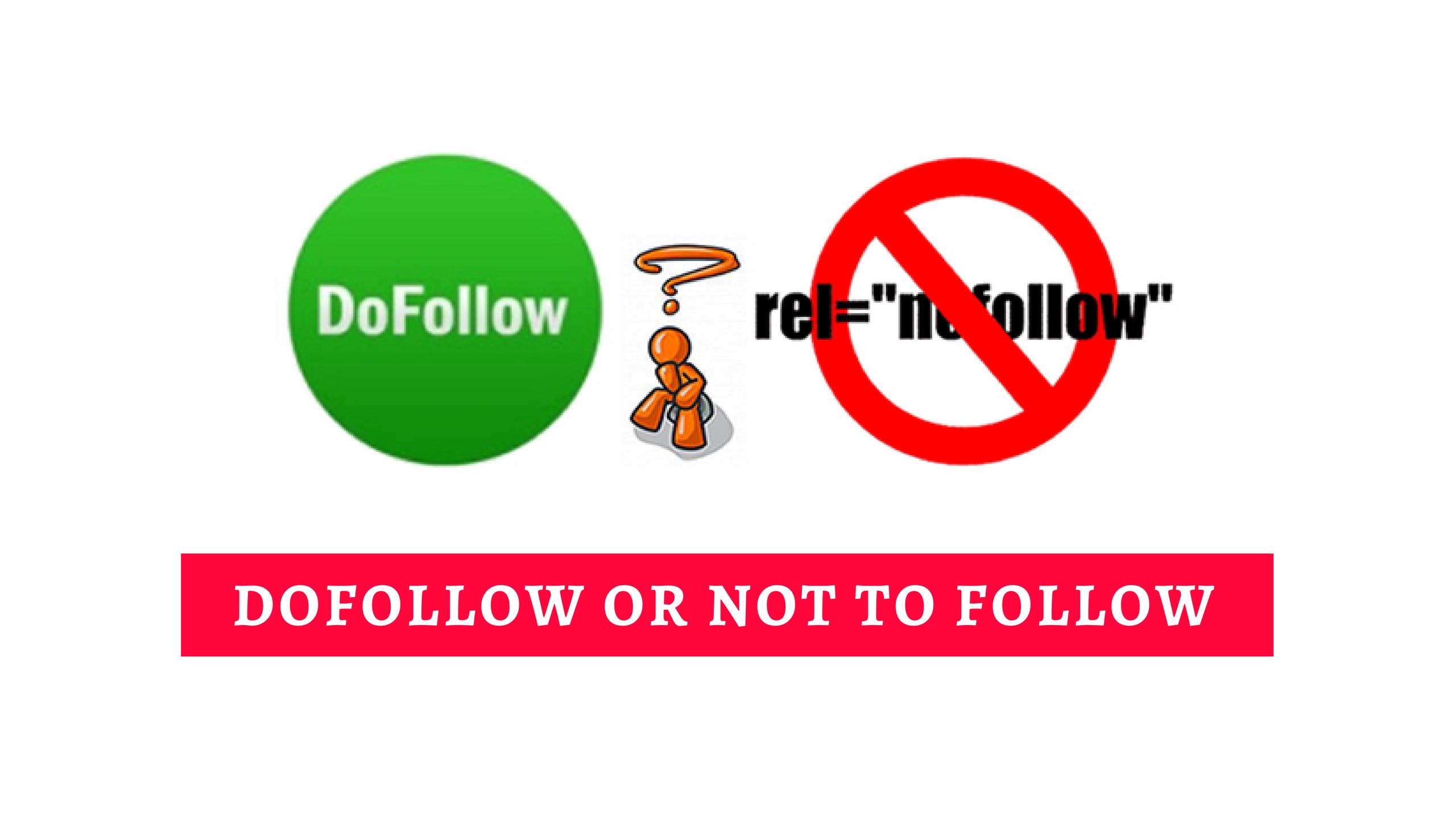 Liên kết Dofollow